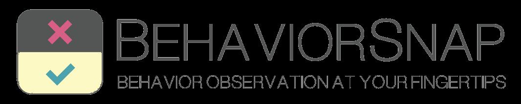 BehaviorSnap Logo